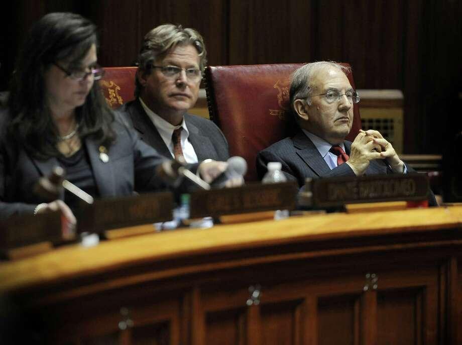 The Connecticut state Senate. Photo: The Associated Press   / FR125654 AP