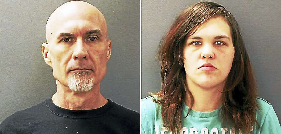 Dante Franchi and Angelica McLaughlin Photo: Courtesy Of The Hamden Police Department