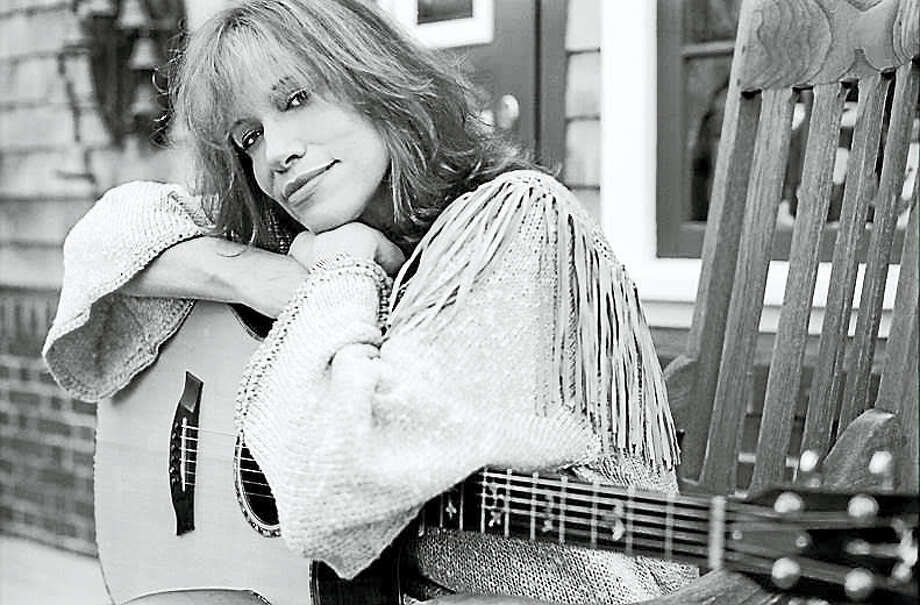 """Carly Simon will discuss her tell-all memoir """"Boys in the Trees"""" in Madison at the First Congregational Church. Photo: Photo Courtesy Of Heidi Wild"""