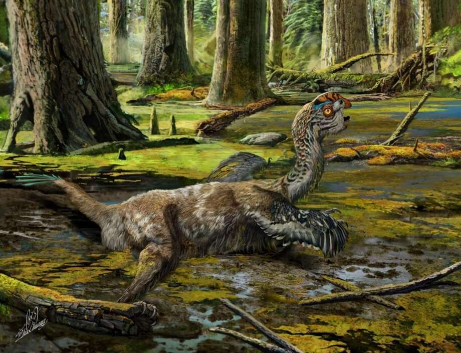 The Mud Dragon, in an artist's impression. Photo: Zhao Chuang   / Handout