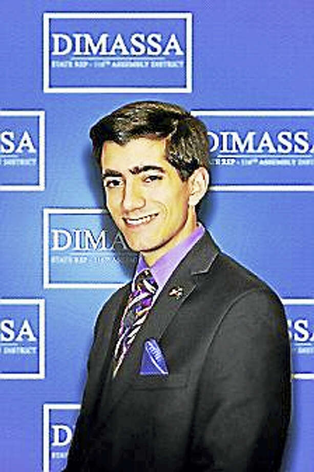 Democrat Michael DiMassa Photo: Journal Register Co.