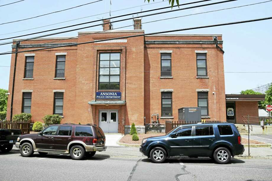 The front of the current Ansonia Police Department building. Photo: Contributed Photo — Ansonia Police Lt. Patrick Lynch