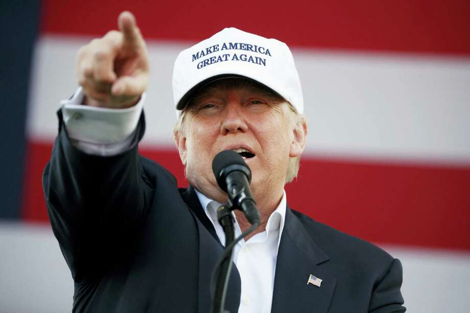 Republican presidential candidate Donald Trump speaks during a campaign rally, Nov. 2 in Miami. Photo: AP Photo/ Evan Vucci / Copyright 2016 The Associated Press. All rights reserved.