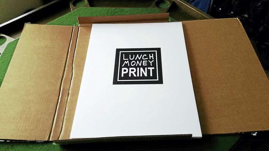 Lunch Money Print Photo: PHOTO BY JASON C. DIAZ - NEW HAVEN REGISTER