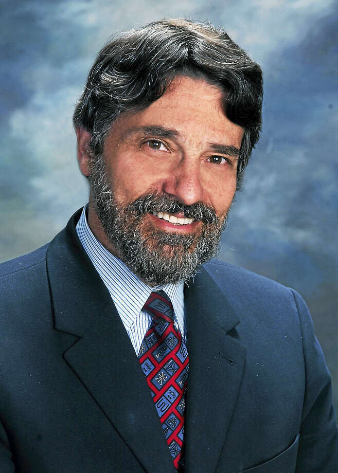 Rabbi Herbert N. Brockman is rabbi of Congregation Mishkan Israel, Hamden. Photo: Journal Register Co.