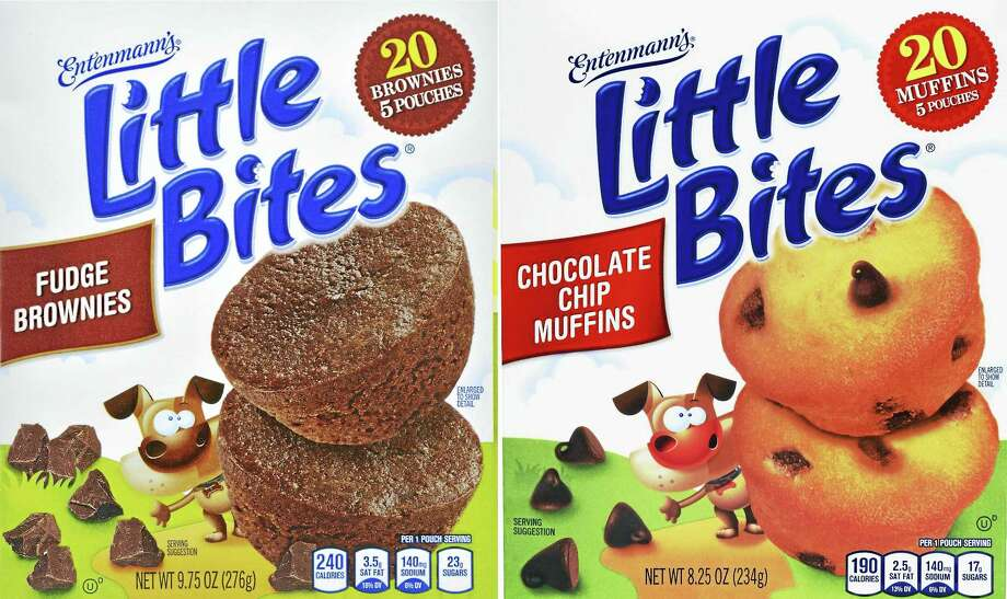 Bimbo Bakeries USA, Inc. is recalling four types of Entenmann's snacks because the snacks might contain small pieces of plastic. Two of the snack types were distributed to Connecticut stores. Photo: Courtesy Of Bimbo Bakeries USA, Inc.