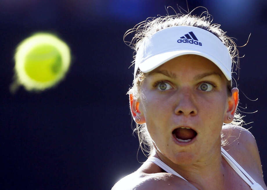 Simona Halep of Romania. (AP Photo/Kirsty Wigglesworth) Photo: AP / AP