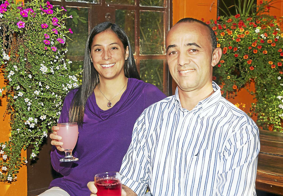 """Cuckoo's Nest co-owners Heather Emanuelson, general manager, left, and Executive Chef Edmilson """"Eddie"""" Souza."""