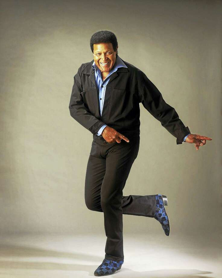 Contributed photo  Chubby Checker Photo: Digital First Media