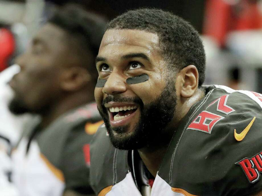 Tight end Austin Seferian-Jenkins. Photo: The Associated Press File PHOTO   / Copyright 2016 The Associated Press. All rights reserved.