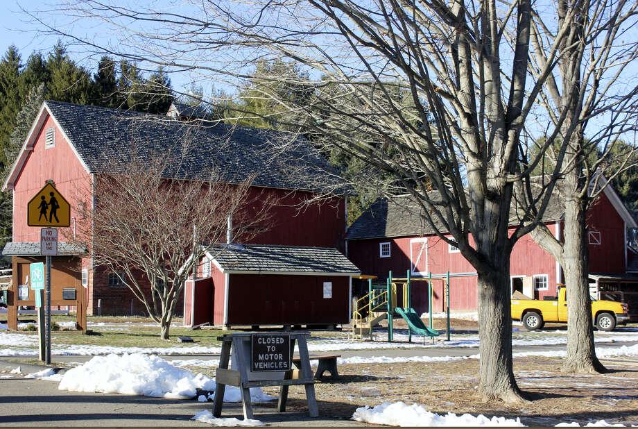 Brooksvale Park in Hamden. Photo: Kate Ramunni — New Haven Register