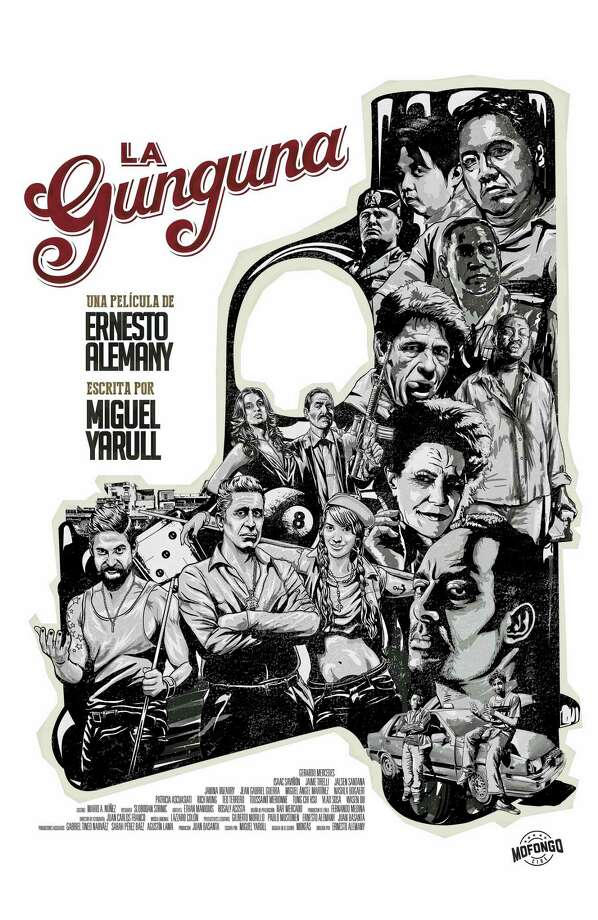 "The poster for the closing film, ""La Gunguna."" Photo: Contributed Graphic"
