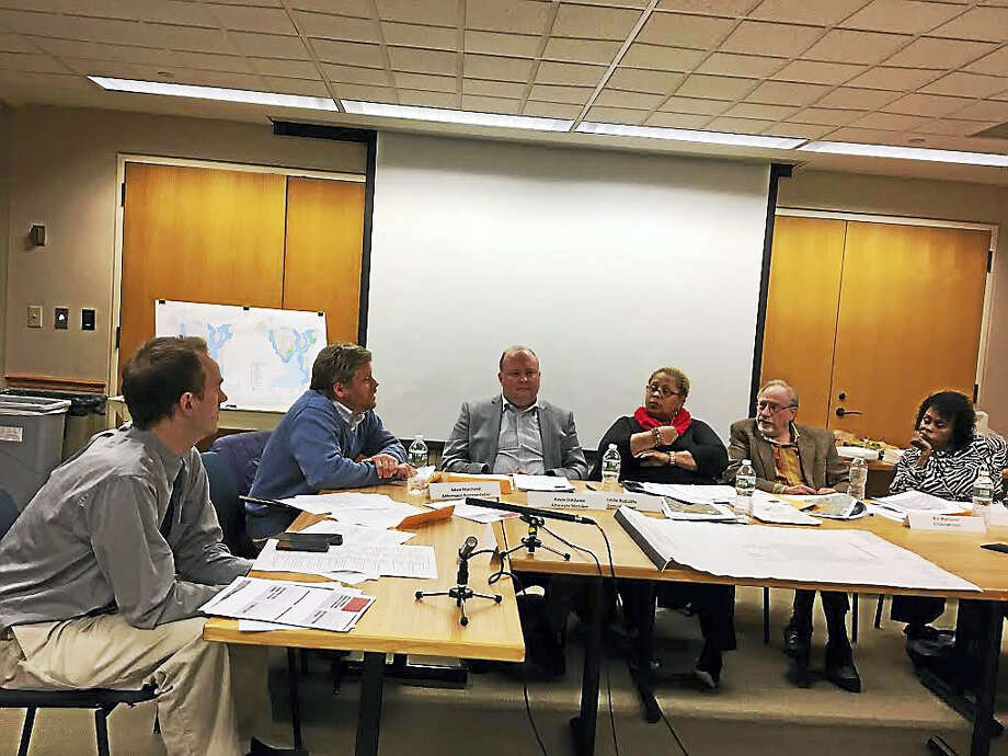 City Plan Commission adopts Wooster Square study, puts off zone changes. Photo: Mary O'Leary — New Haven Register