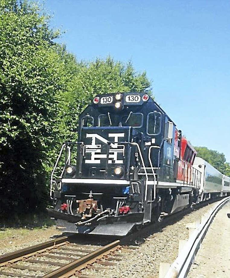 VAtrains Photo: CONTRIBUTED PHOTO — Jim Gildea/Connecticut Commuter Rail Council