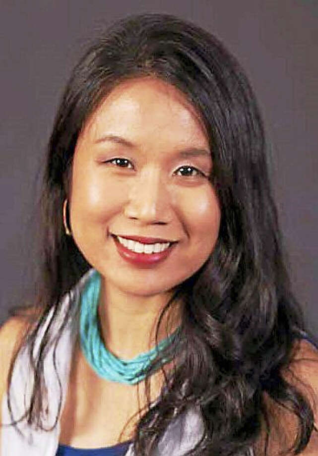 "Jennifer Ju will be seen in ""Now or Later."" Photo: Contributed"