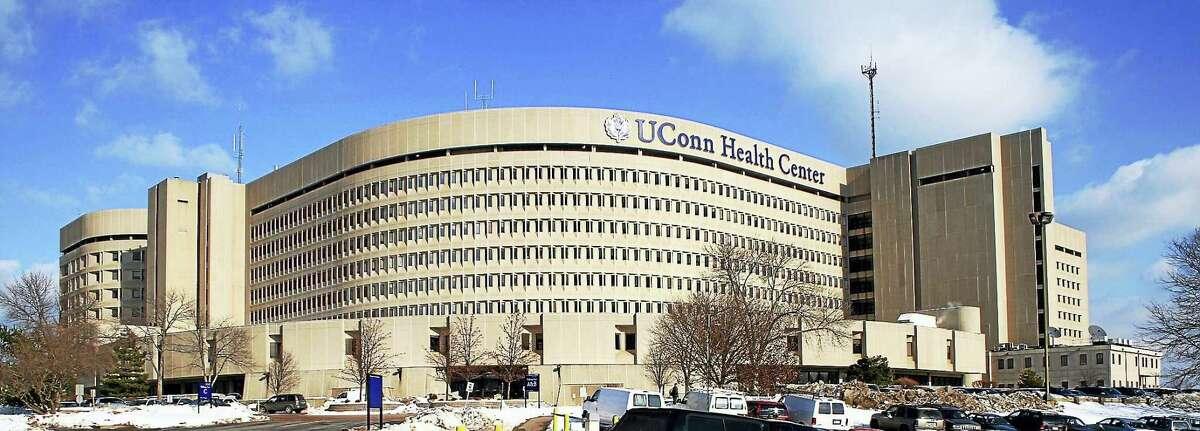 (UConn Health Center via Wikipedia)