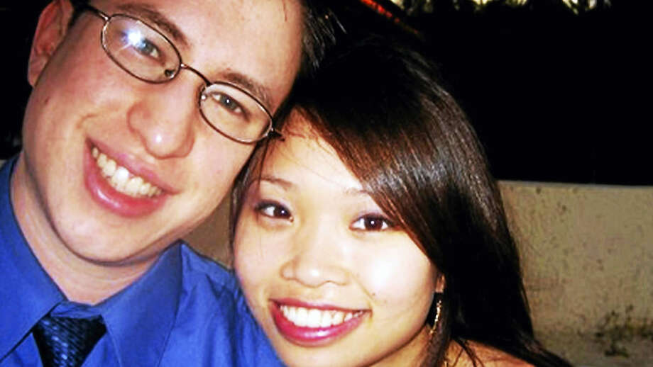 Victim Annie Le pictured with fiance Jonathan Widowsky. Photo: Investigation Discovery Photo