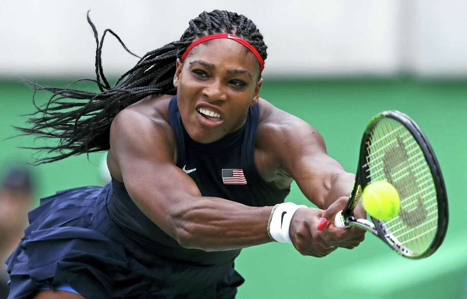 Serena Williams will be looking to win her 23rd career major at this year's U.S. Open. Photo: Charles Krupa — The Associated Press File   / Copyright 2016 The Associated Press. All rights reserved. This material may not be published, broadcast, rewritten or redistribu