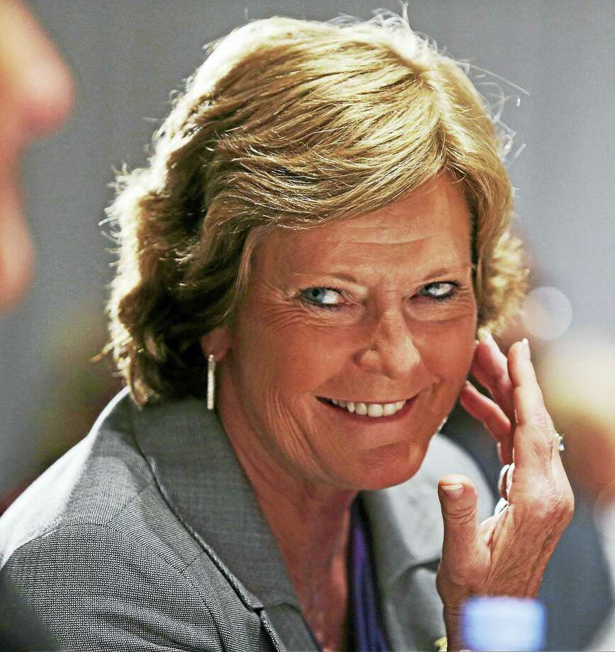 Former Tennessee women's basketball coach Pat Summitt. Photo: The Associated Press File PHOTO   / 2012 AP