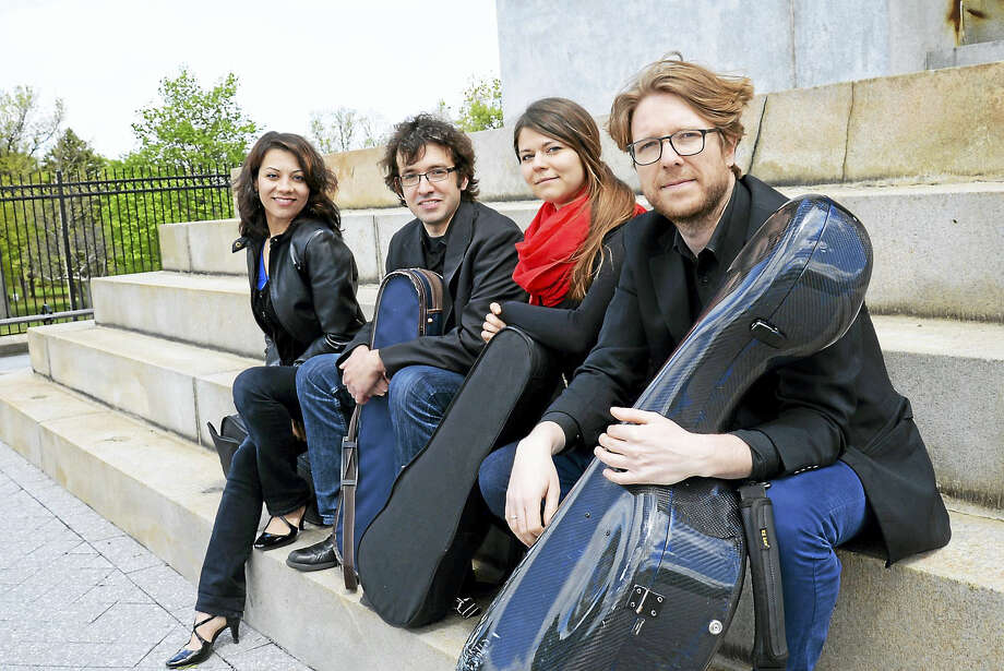 The Haven String Quartet Photo: Photo Courtesy Of Music Haven