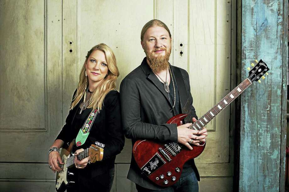 Susan Tedeschi and Derek Trucks Photo: Contributed
