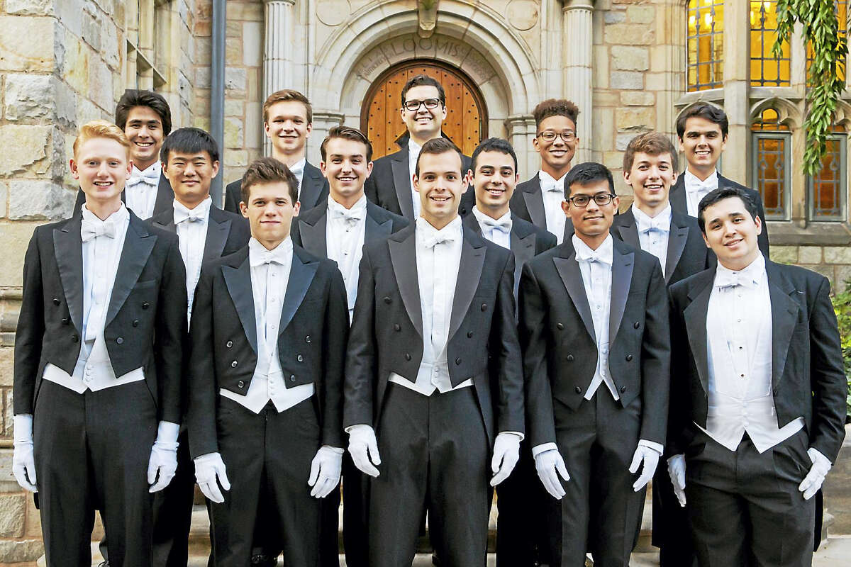 The Yale Whiffenpoofs