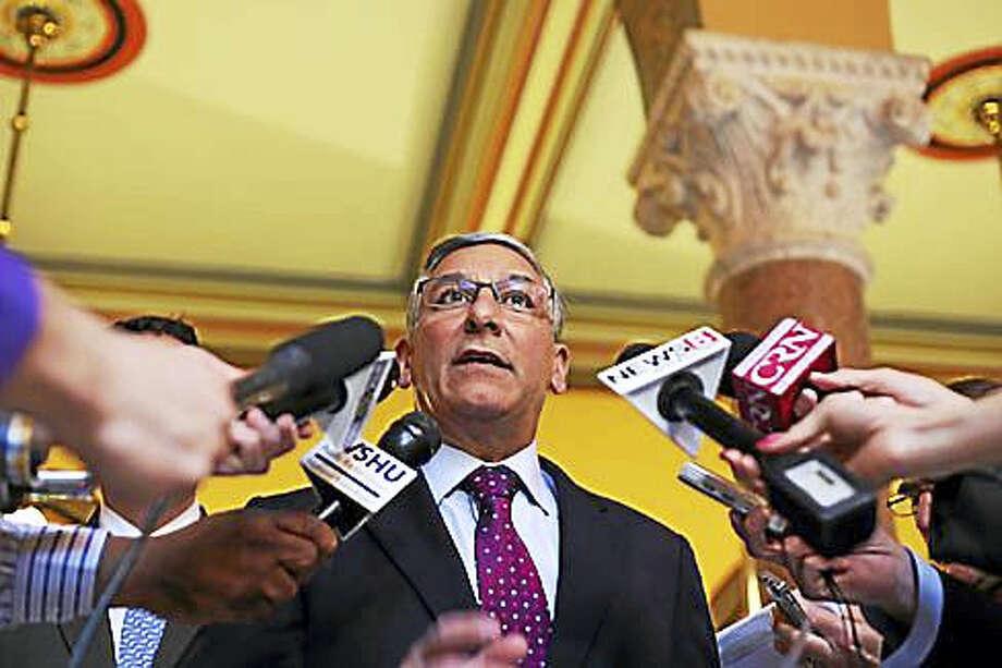 Senate Minority Leader Len Fasano. Photo: Christine Stuart — CT News Junkie
