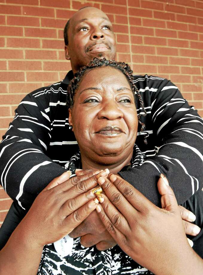 Pastors John and Brenda Adkins Photo: Peter Hvizdak — New Haven Register   / ©2014 Peter Hvizdak