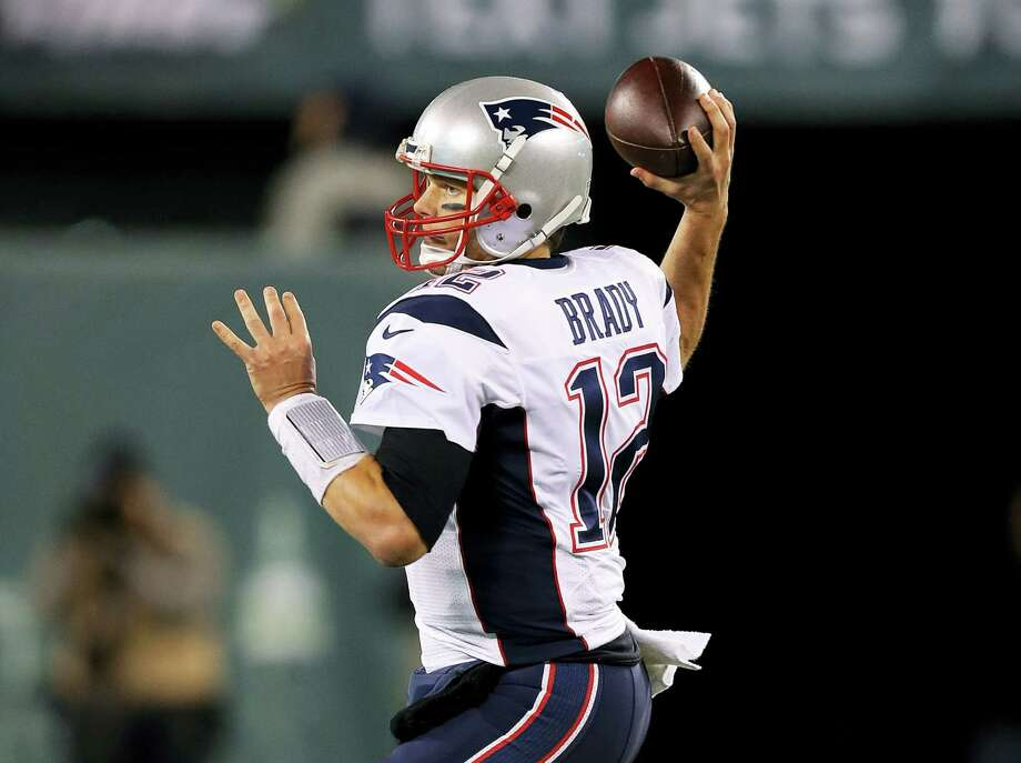New England Patriots quarterback Tom Brady. Photo: The Associated Press File Photo   / Panini