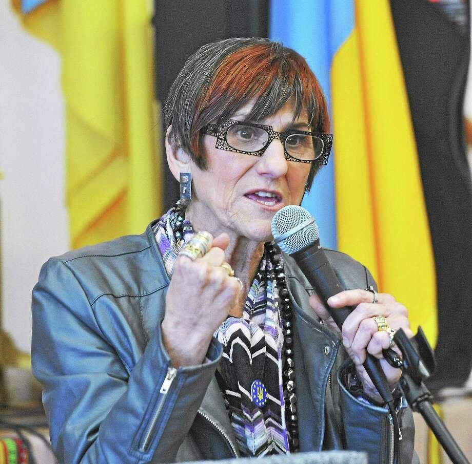 U.S. Rep. Rosa DeLauro, D-3, proposed a $5 billion public health emergency fund. Photo: NEW HAVEN REGISTER FILE PHOTO