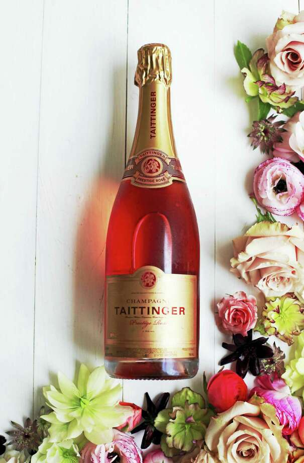 Champagne Taittinger Prestige Rose Photo: Contributed