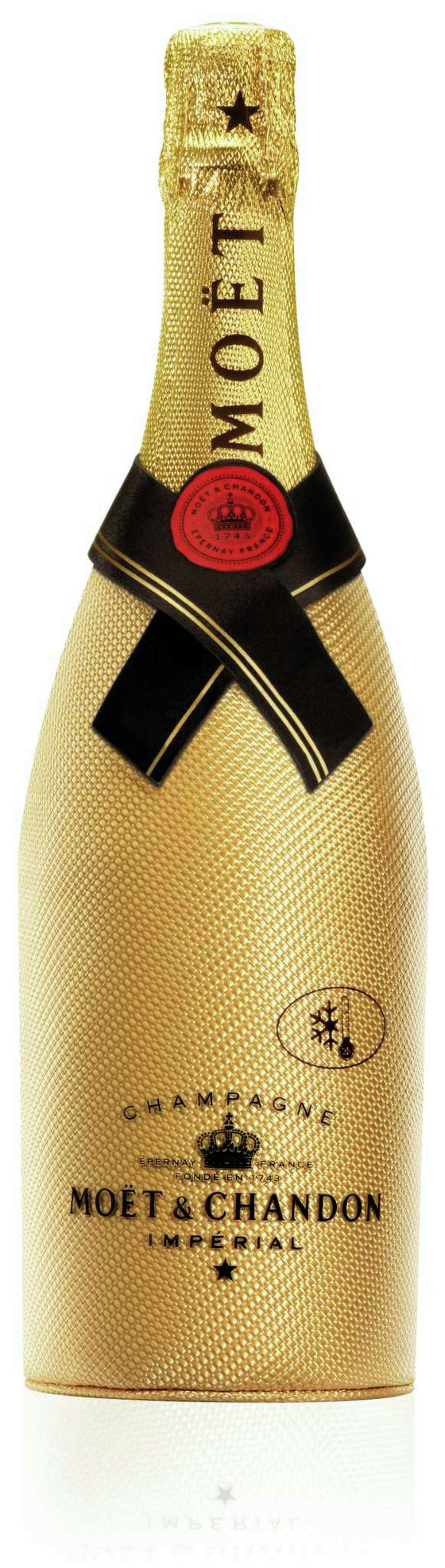 Moët & Chandon Gold Diamond Suit