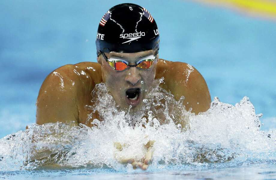 Ryan Lochte. Photo: The Associated Press File Photo   / Copyright 2016 The Associated Press. All rights reserved. This material may not be published, broadcast, rewritten or redistribu