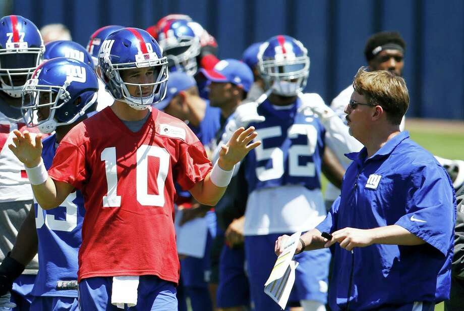 After missing the playoffs the past four years and then saying goodbye to Tom Coughlin, the New York Giants opened their wallets and seemingly bought new coach Ben McAdoo a shot at the postseason. Photo: Julio Cortez — The Associated Press File   / Copyright 2016 The Associated Press. All rights reserved. This material may not be published, broadcast, rewritten or redistribu