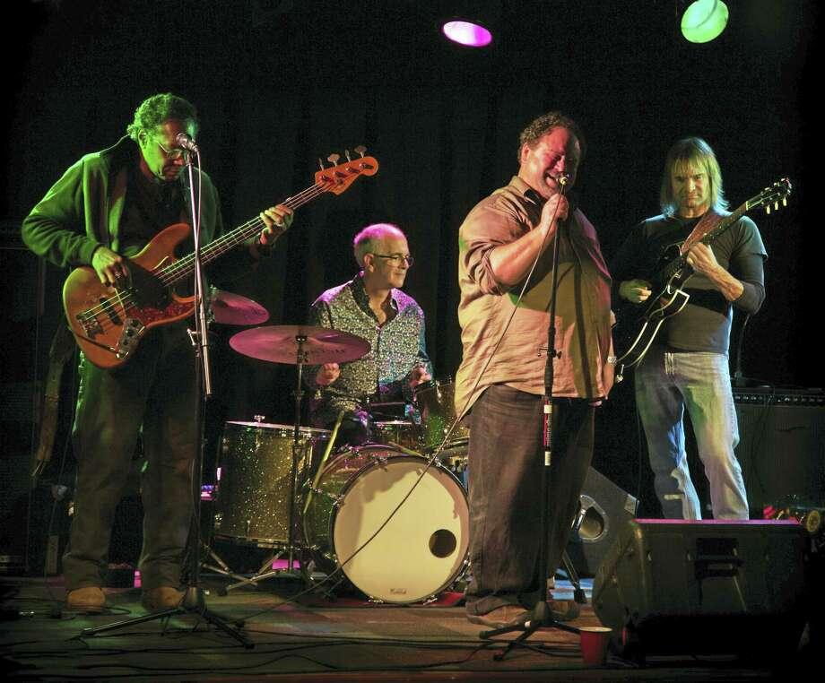 From left, Wendell Jones, Tom Smith, Mark Zaretsky and Greg Benn. Photo: Photo Courtesy Of John Venter   / John D Venter