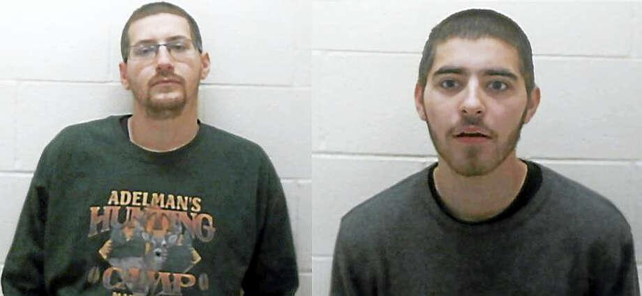 Lawrence Adelman and Alex Adelman Photo: Courtesy Clinton Police