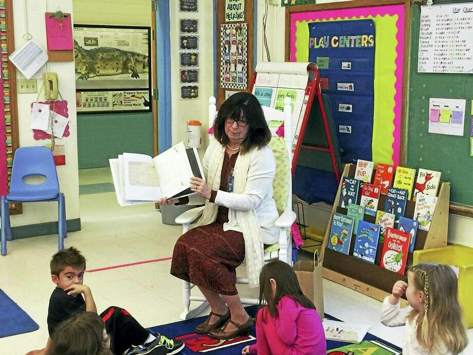 Seymour Superintendent of Schools Christine Syriac Photo: CONTRIBUTED PHOTO — Pam Gagliardi