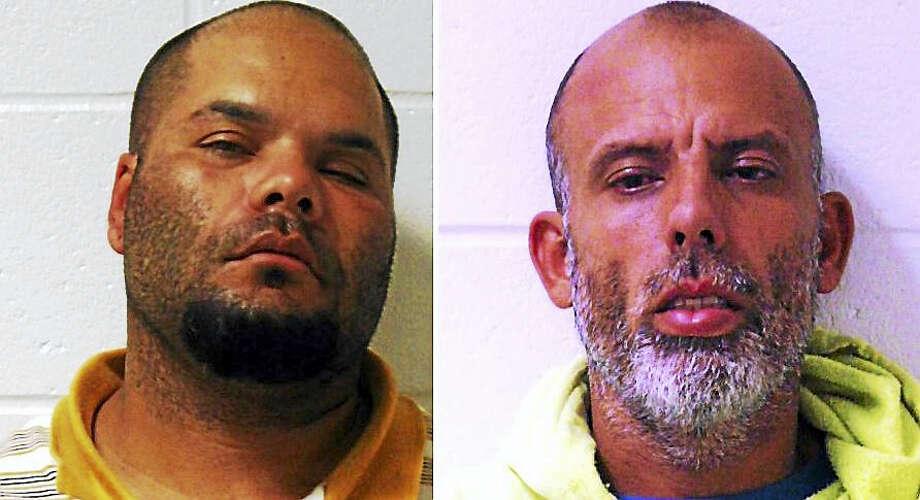 Jose Pinto and David Roldan Photo: Photos Courtesy Of The Branford Police Department