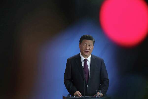 "President Xi Jinping, during a conference in Berlin this month, warned that financial stability is crucial to China's national security, while the Communist Party's official newspaper pointed to the dangers of a ""gray rhinoceros."""