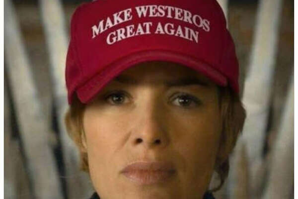 """Make Westeros Great Again ..  #GameOfThrones""  Source:  Twitter"