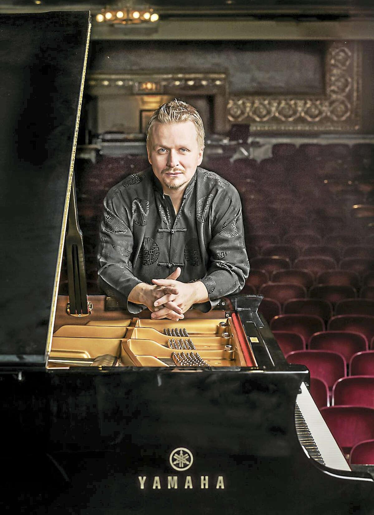 Ilya Yakushev, pianist, will be featured Thursday.
