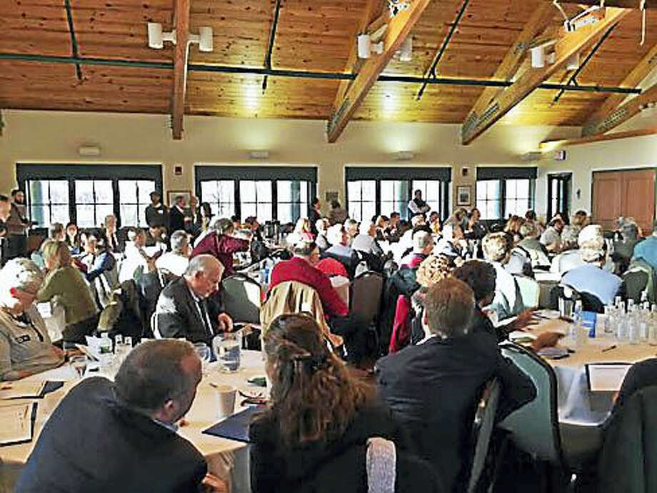 Environmentalists gathered for a summit Photo: Jack Kramer — CT News Junkie File Photo