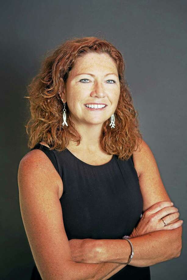Kellyann Day is CEO of New Reach in New Haven. Photo: Digital First Media