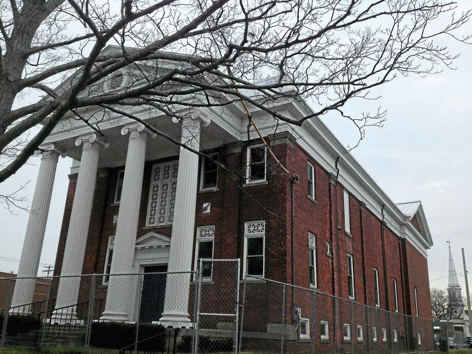 The West Haven Center For the Arts has hired an organizational andfundraising consultant and an architect to help bring the dream of anarts center in the city-owned former Masonic Temple on Center Streetto fruition. Photo: Digital First Media