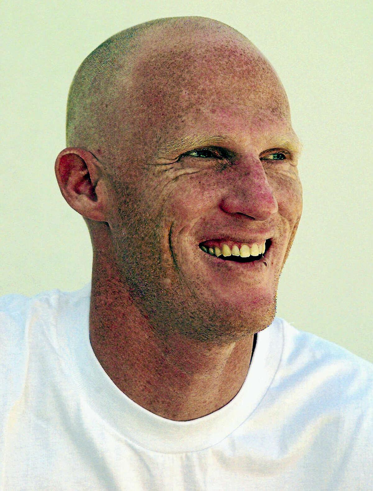Former Raiders quarterback Todd Marinovich in 2000.
