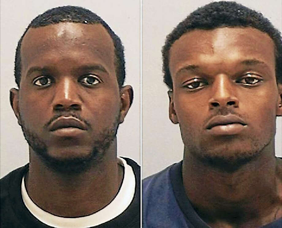 Charles Green and Jahquay Rowe Photo: Photos Courtesy Of The Orange Police Department