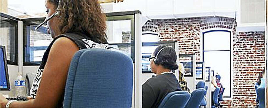 Faneuil Inc. call center Photo: Courtesy Of Faneuil Inc.