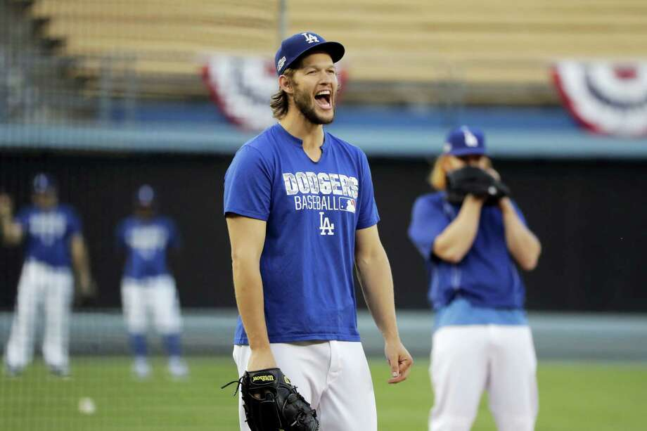 Los Angeles Dodgers starting pitcher Clayton Kershaw. Photo: Jae C. Hong — The Associated Press   / Copyright 2016 The Associated Press. All rights reserved.