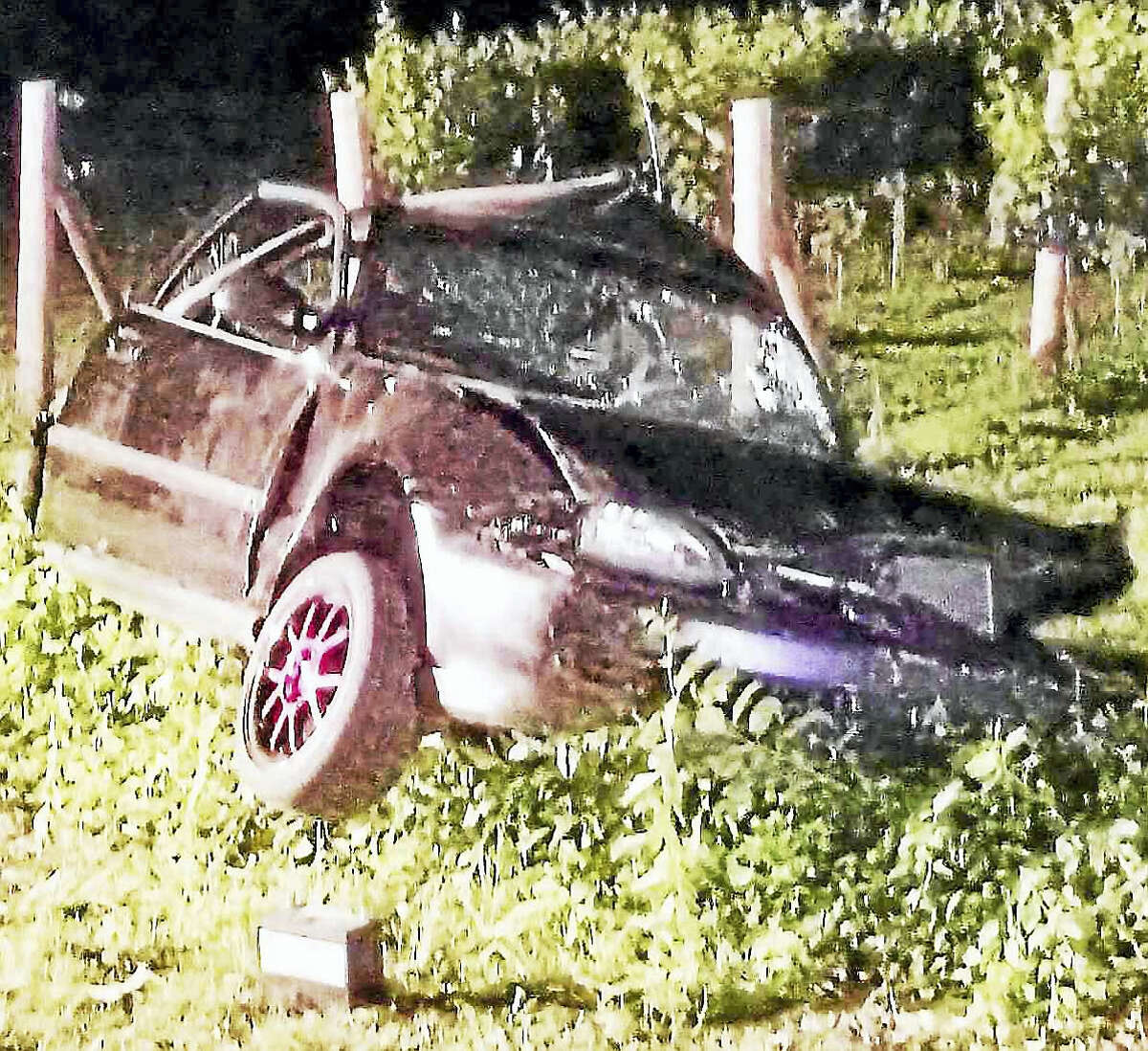 Abraham Evans, 22, of West Haven, died July 24 after he lost control of his car and crashed on Route 34 in Orange.