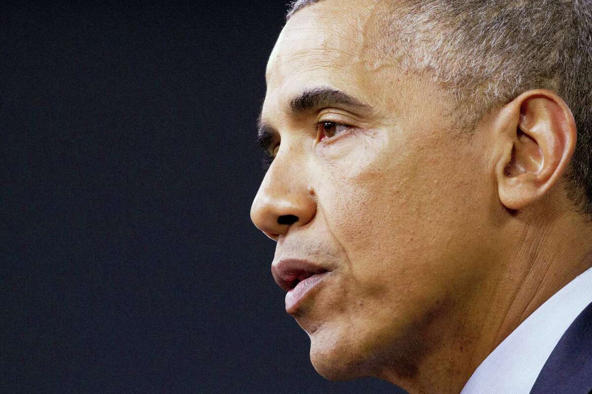 """In this Aug. 4, 2016 photo, President Barack Obama speaks during a news conference at the Pentagon. President Barack Obama returns from vacation rested and ready for a busy fall, including pressing Congress for Zika funding and fending off congressional attacks over the administration's $400 million """"leverage"""" payment to Iran. Obama also plans a dogged effort to help elect Democrat Hillary Clinton as president."""